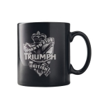 Triumph Born to Ride Mug
