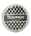 Triumph Chequer Buckle Belt