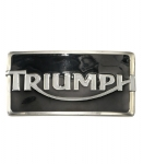 Triumph Logo Buckle Belt