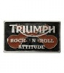 Triumph Rock'n'Roll Buckle Belt