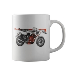 Triumph Slippery Sam Mug